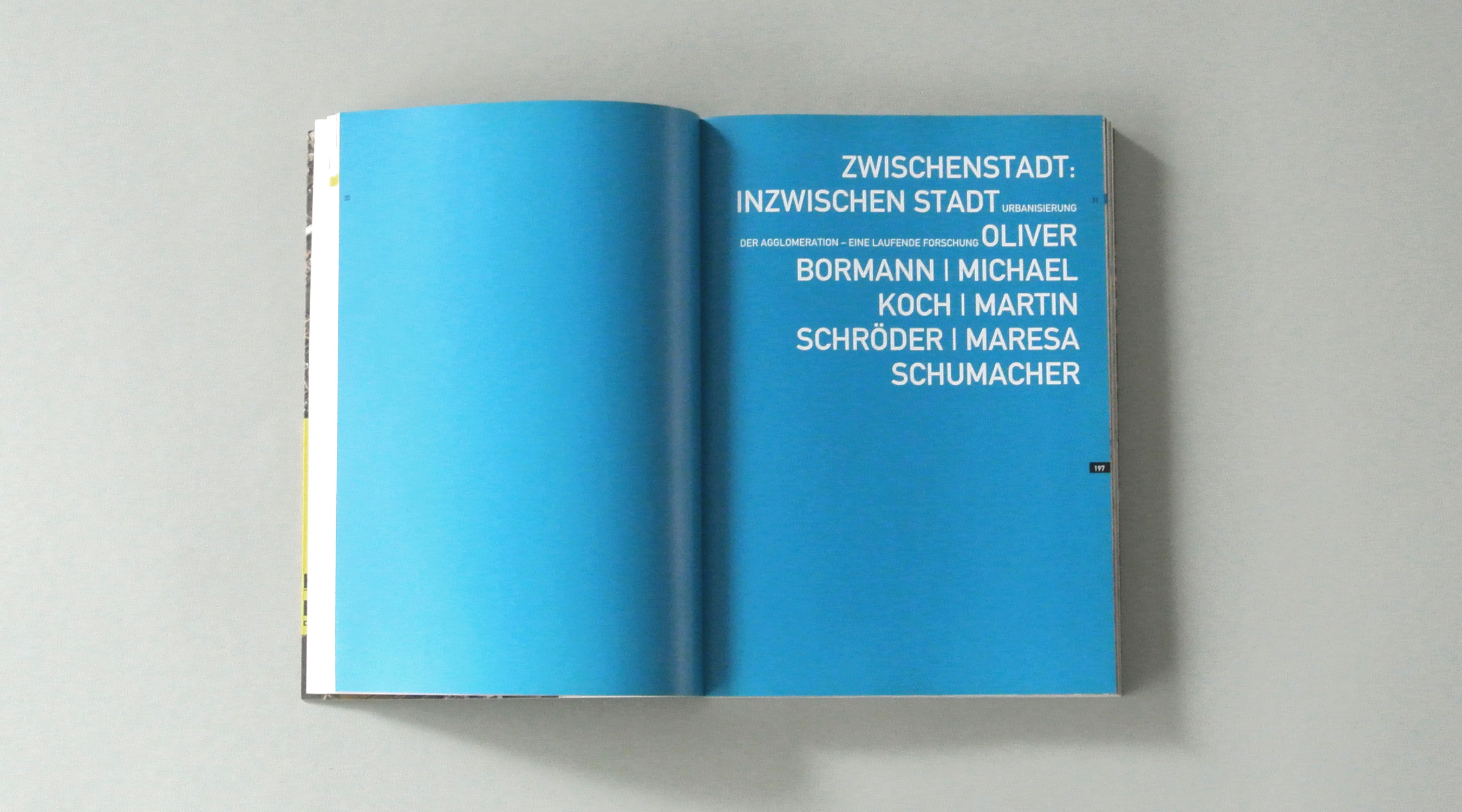 yellow z — Publikationen