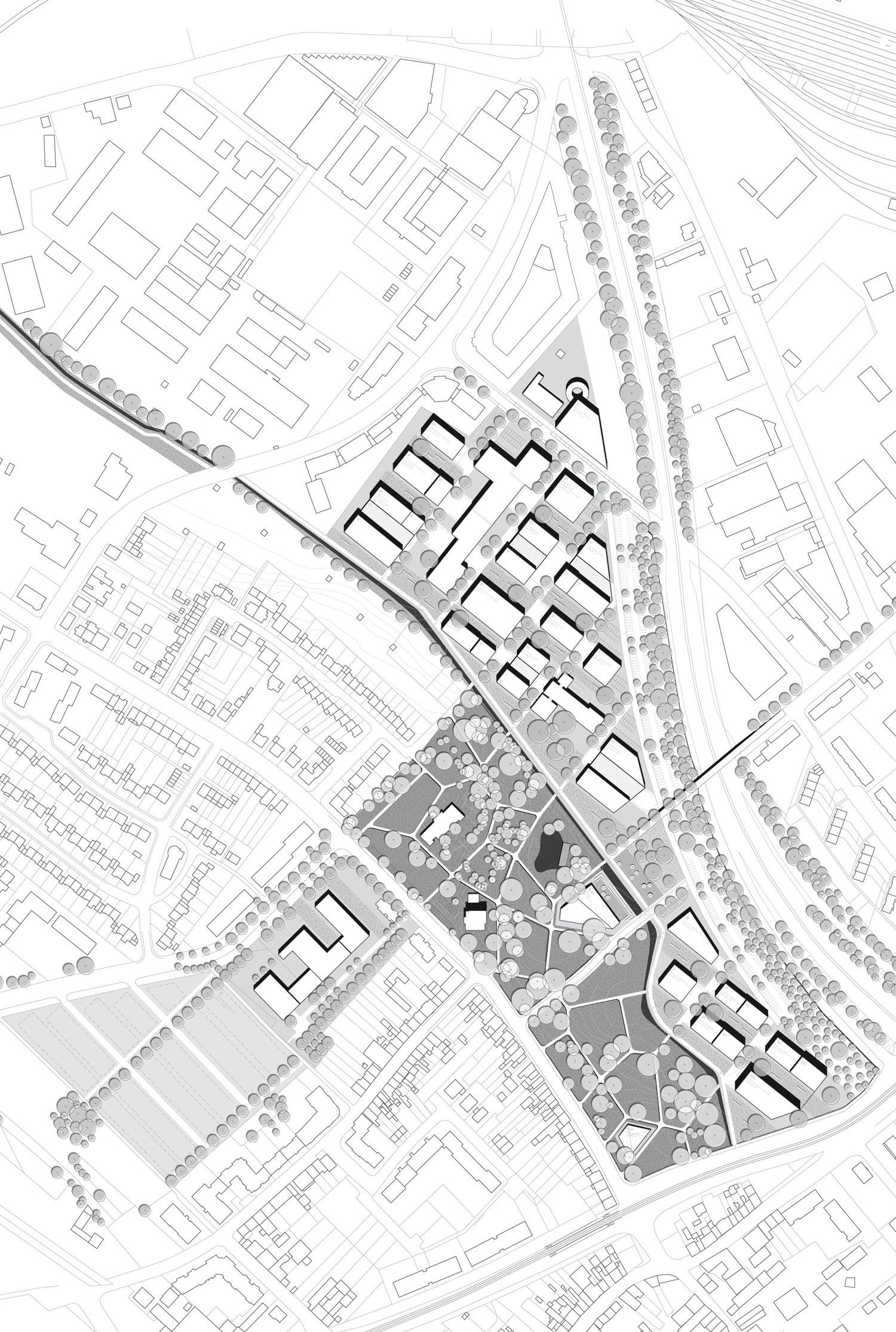 Campus Endenich Bonn Lageplan