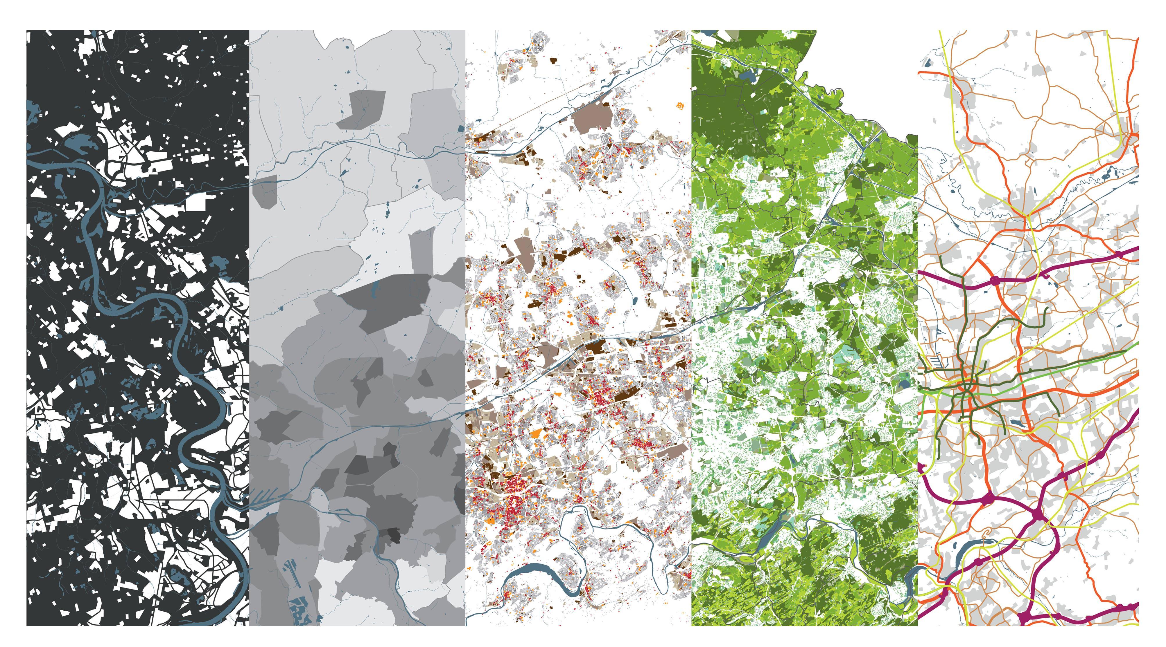 Zukunft Metropole Ruhr Übersicht