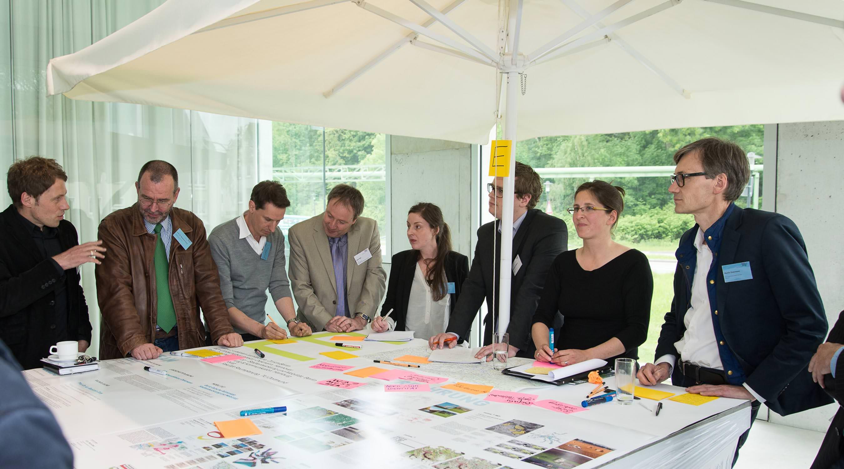 Zukunft Metropole Ruhr Workshop