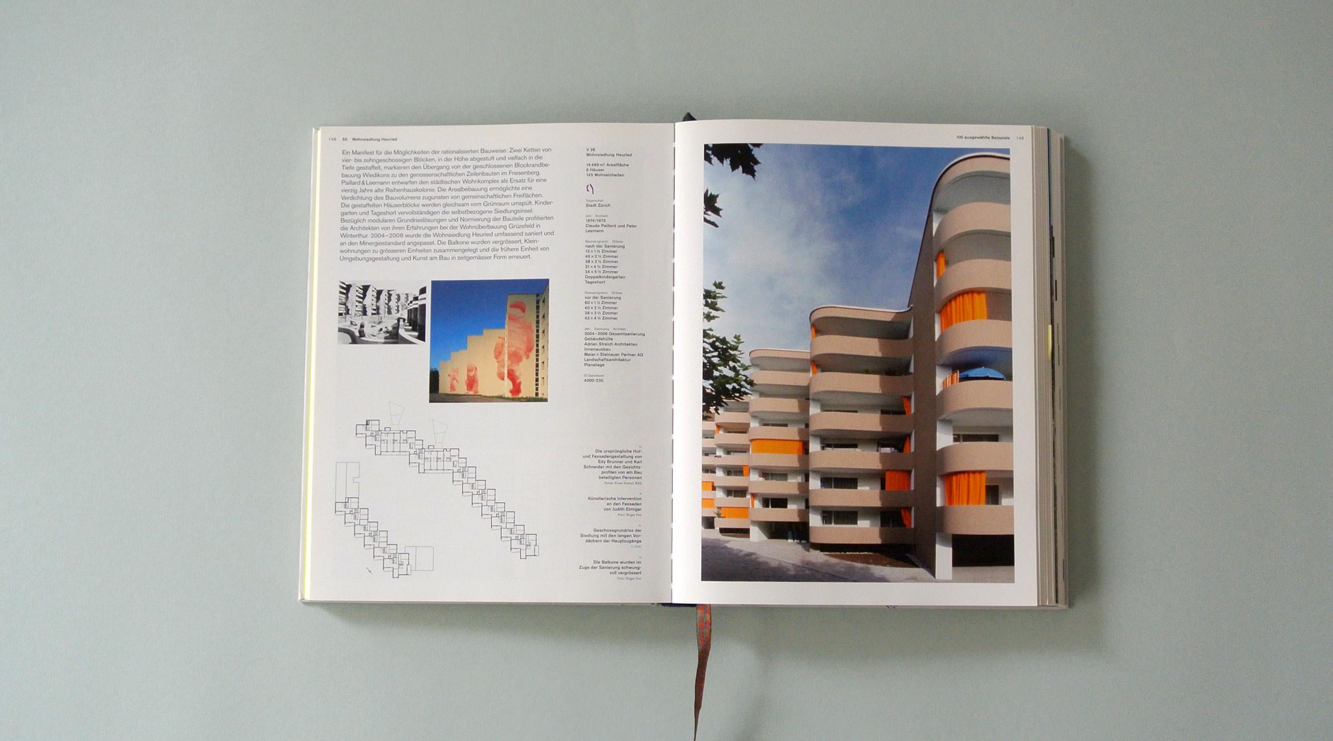 Mehr als Wohnen Genossenschaftlicher Wohnungsbau Zürich