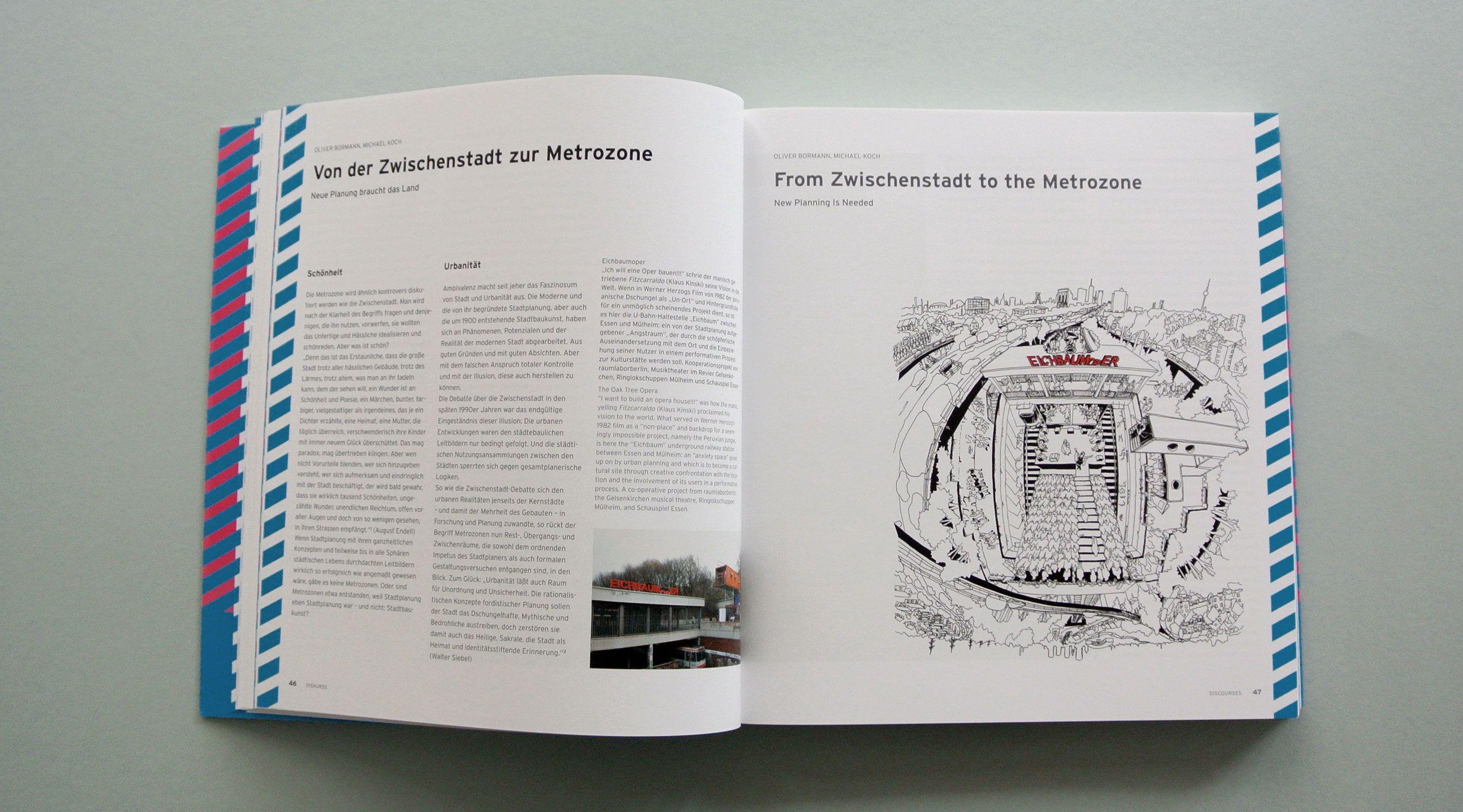 IBA Hamburg Metropole 4 Von der Zwischenstadt zur Metrozone