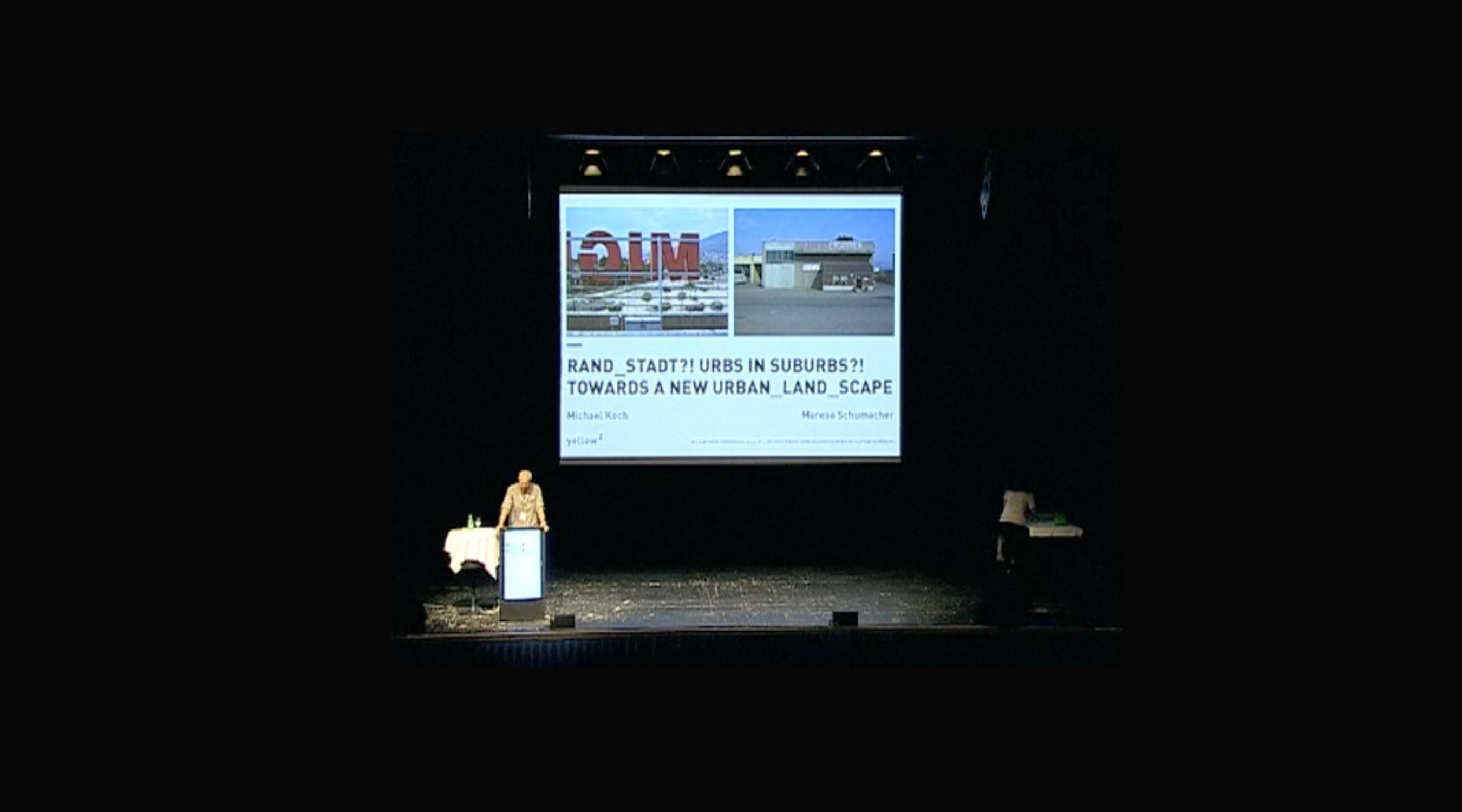 IFLA Kongress 2011 Michael Koch Maresa Schumacher