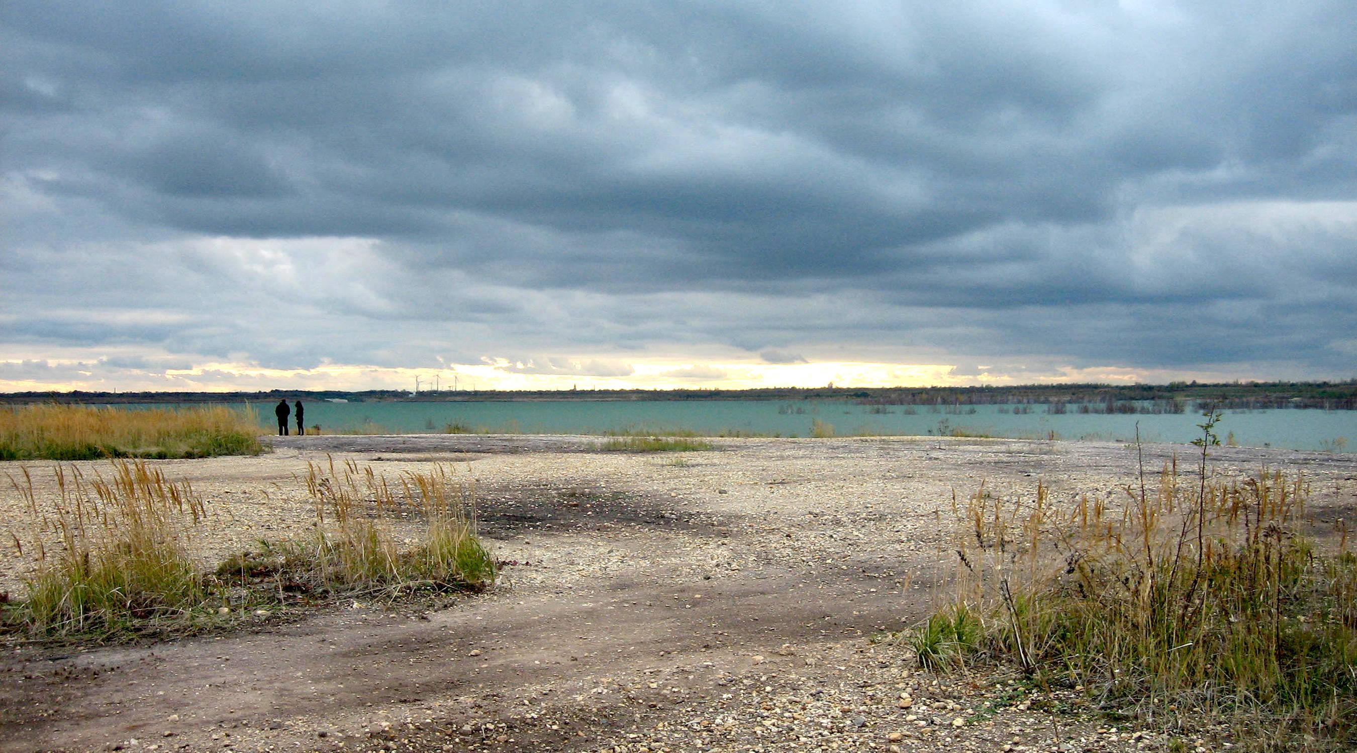 Zwenkauer See Nordufer