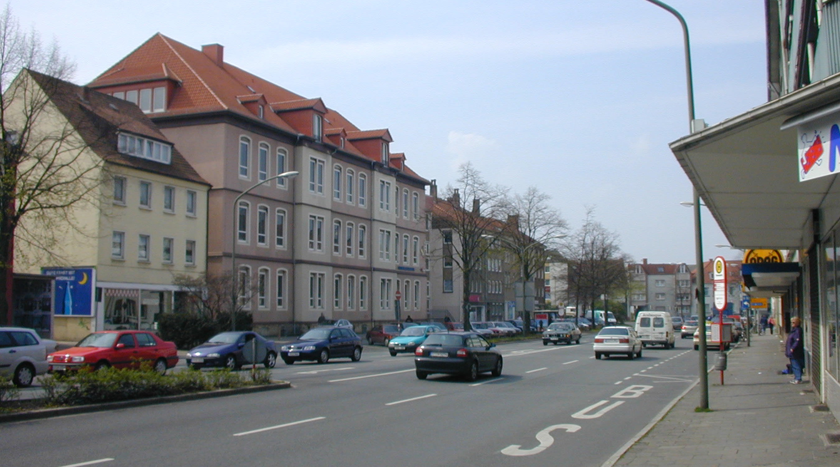 Rosenplatz Osnabrück Ausgangssituation