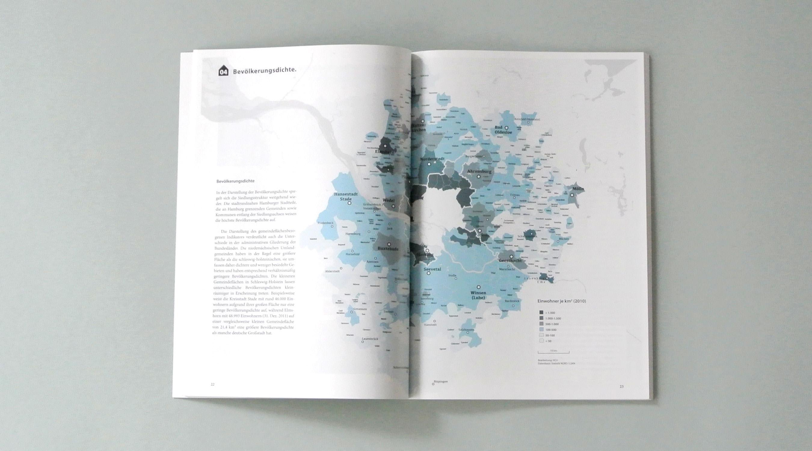Suburbia Atlas HCU Hamburg Karte