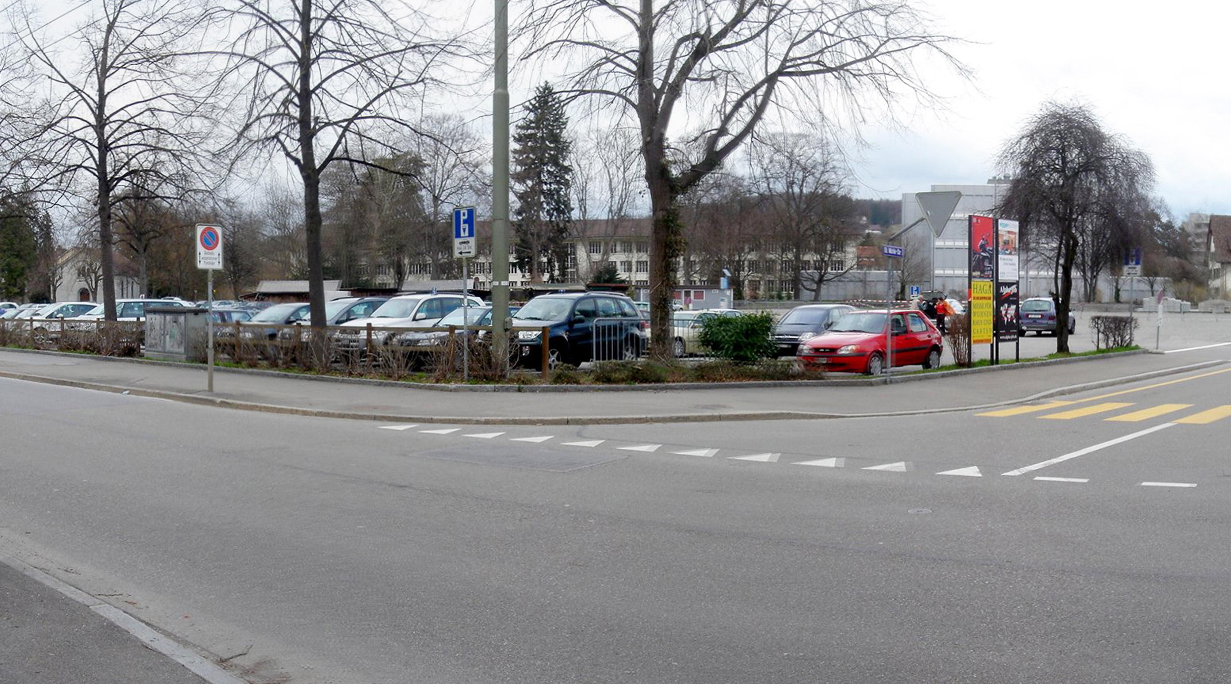 Teuchelweiherplatz Winterthur