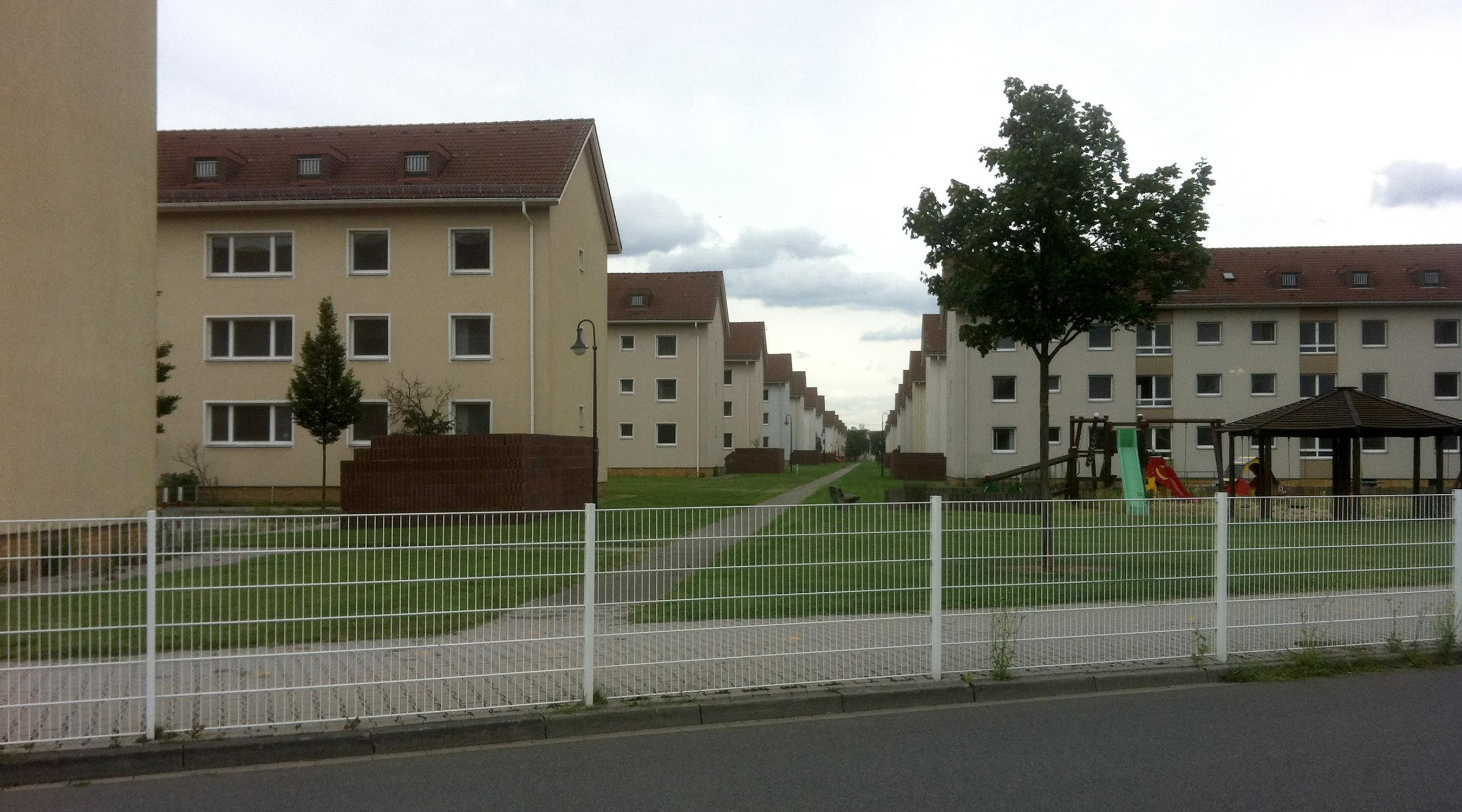 Benjamin-Franklin-Village Mannheim