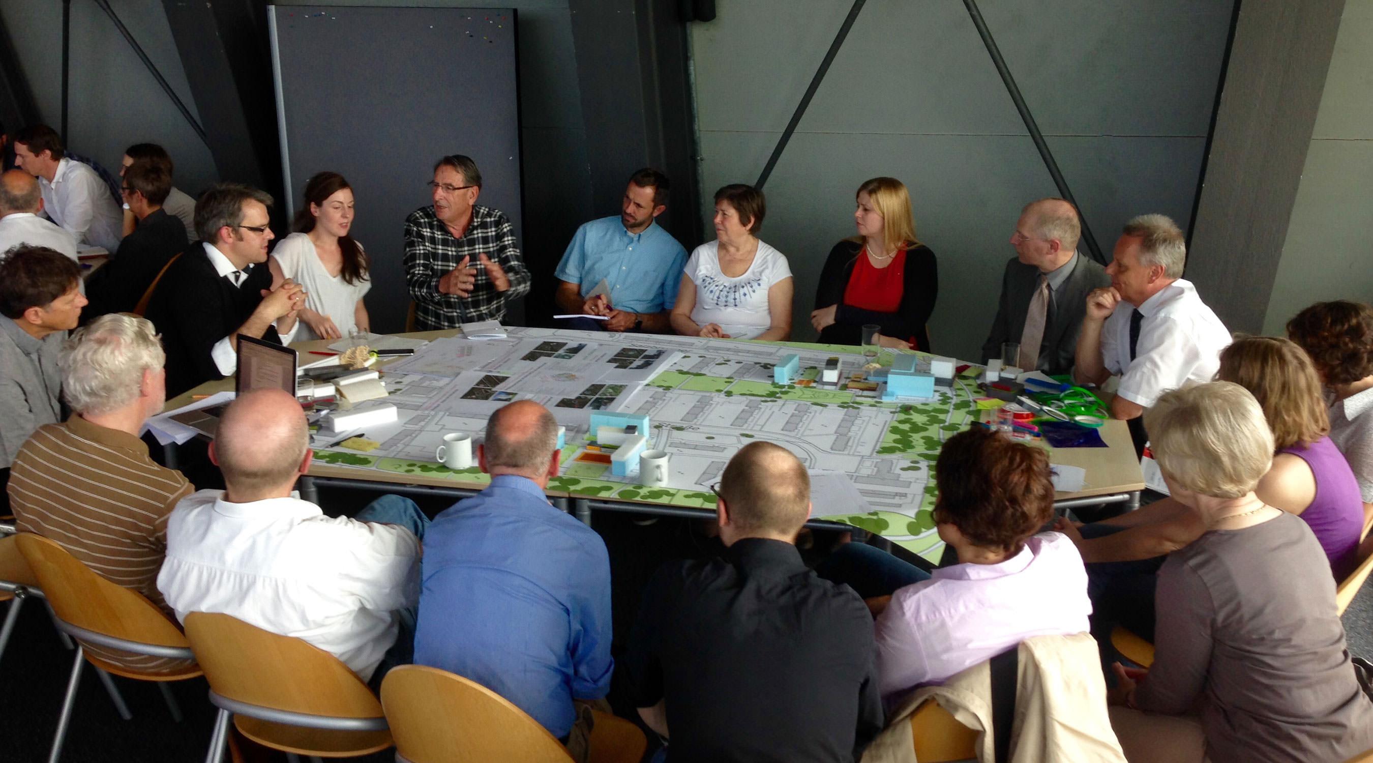 Nuernberg Südost Workshop