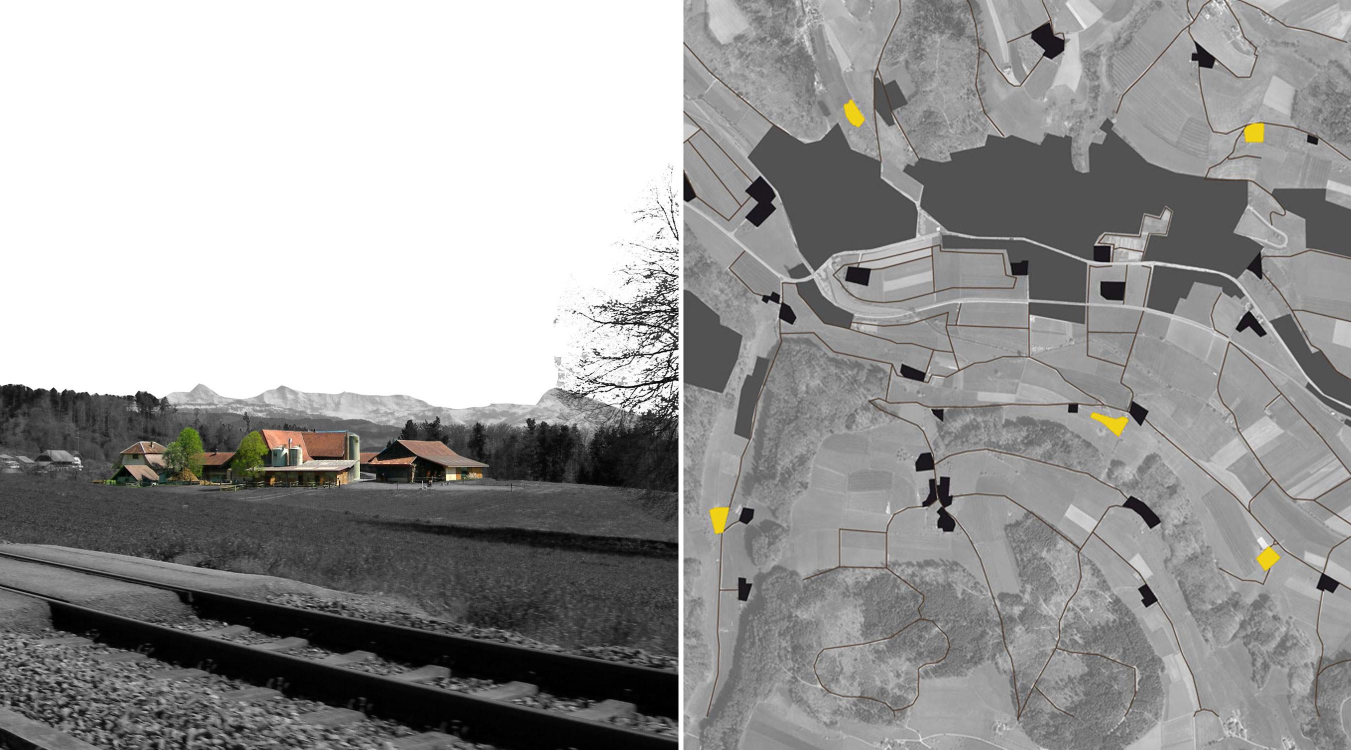 Ein Bild für Bern Landlofts Lageplan