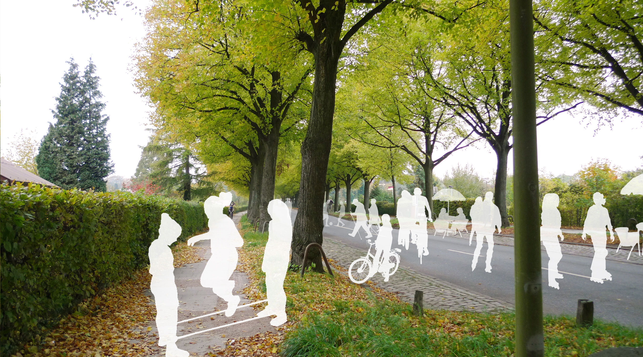 Eimsbüttel Leitstrategie Sonntagstrasse