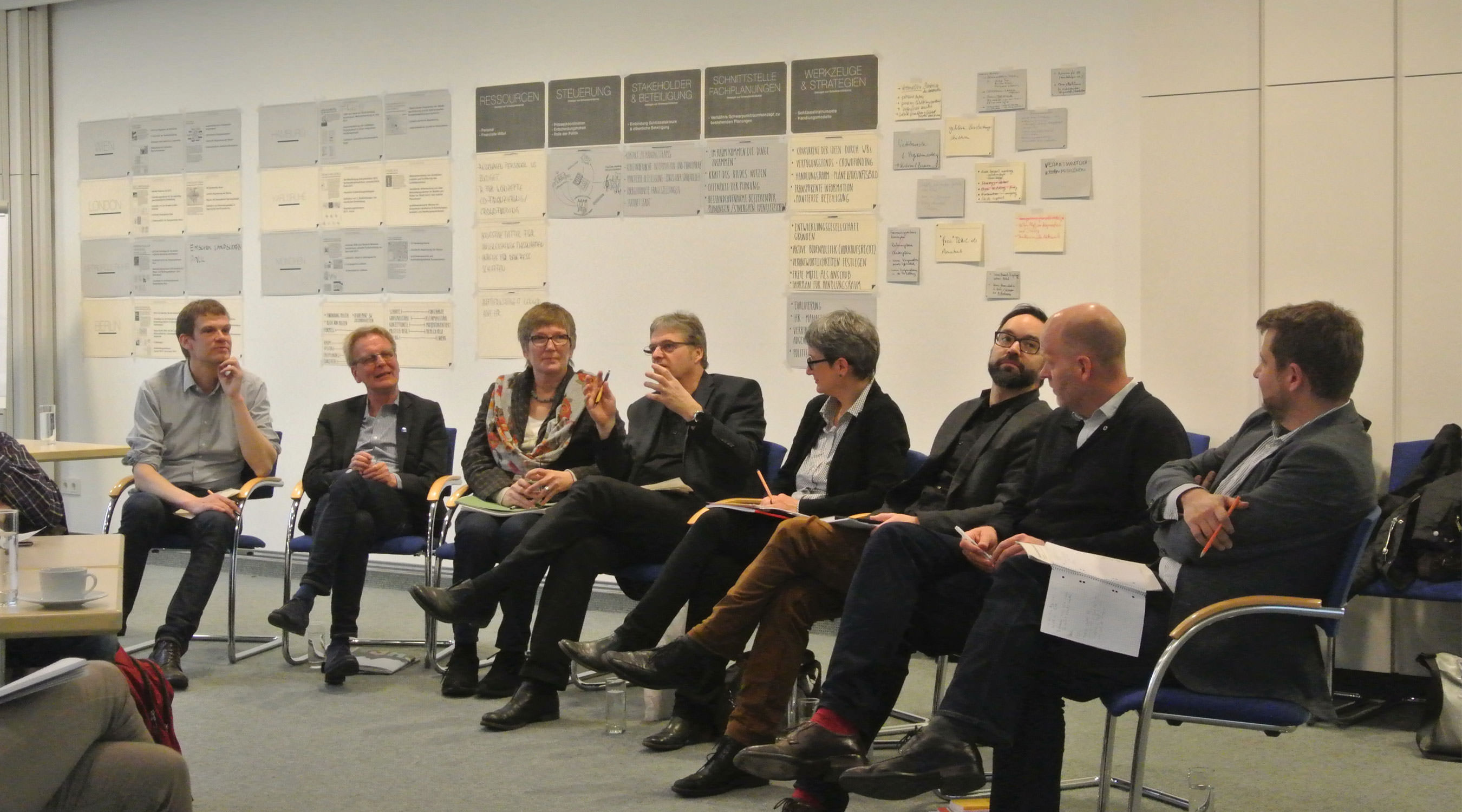Integriertes Handlungsraumkonzept Handlungsraum 3 München Expertenworkshop