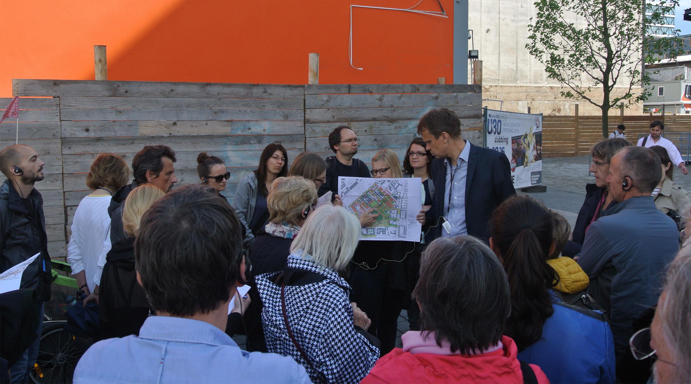 Integriertes Handlungsraumkonzept Handlungsraum 3 München Werksviertel