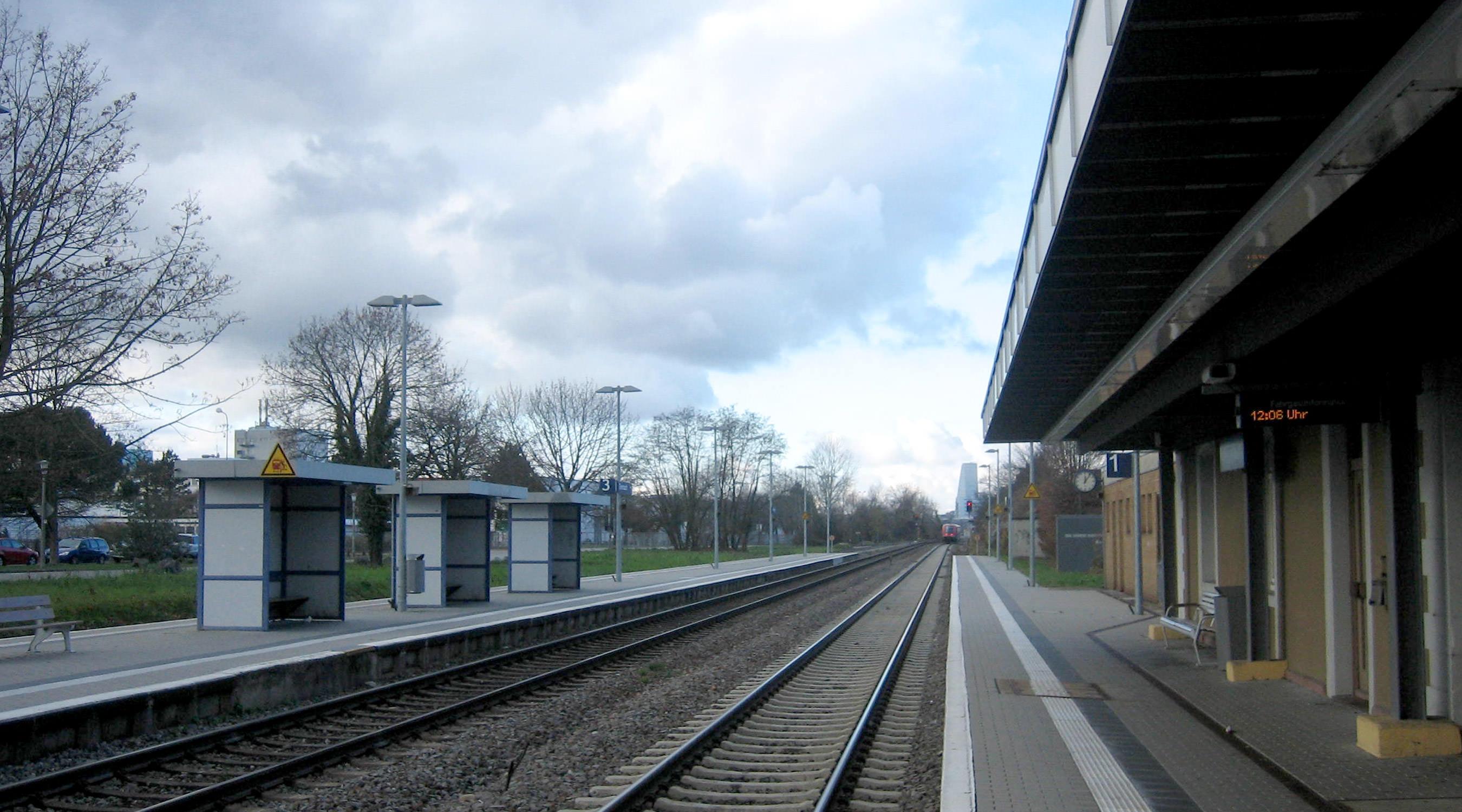 Hochrhein Bahnstrecke
