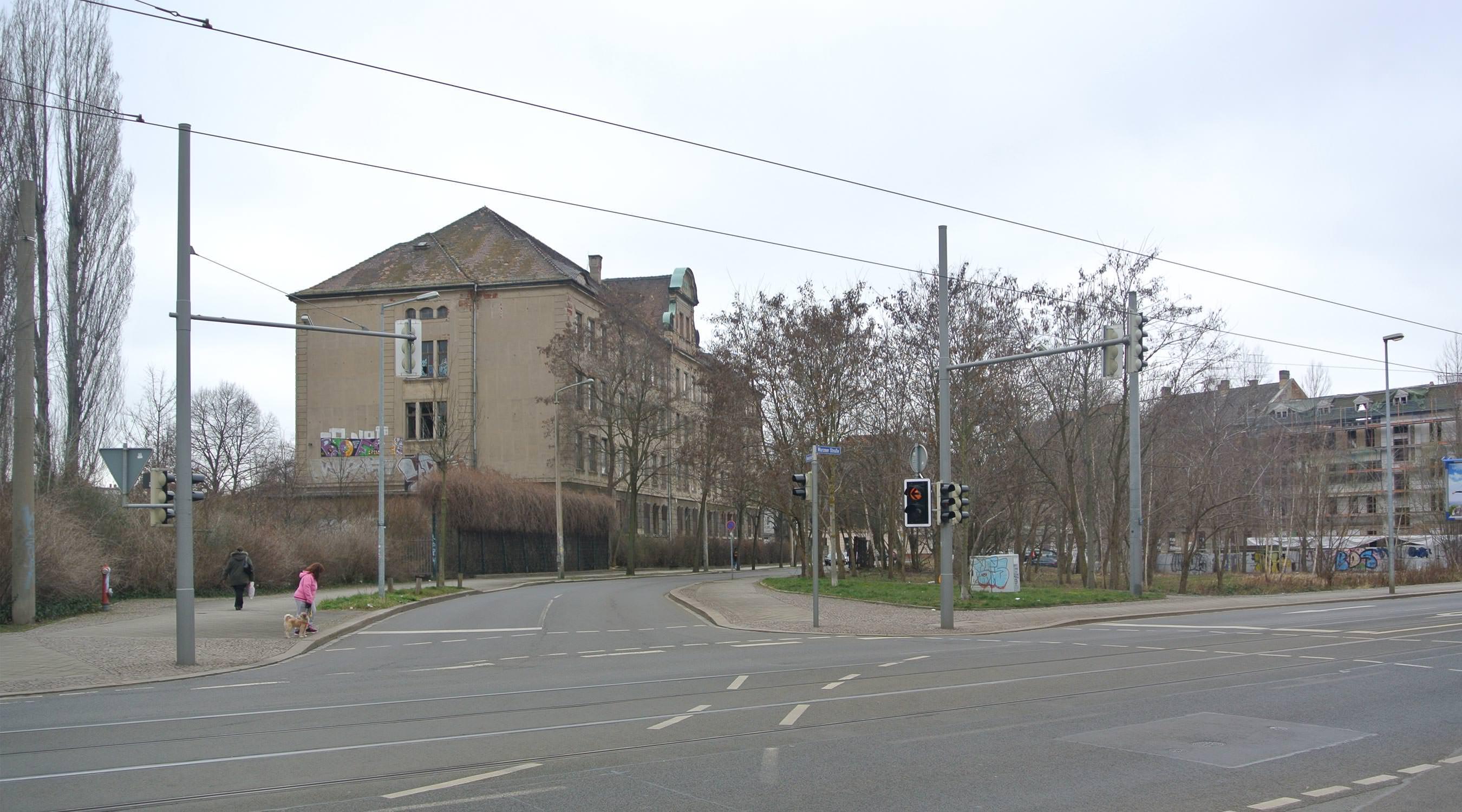 yellow z — Campus Ihmelstraße Leipzig