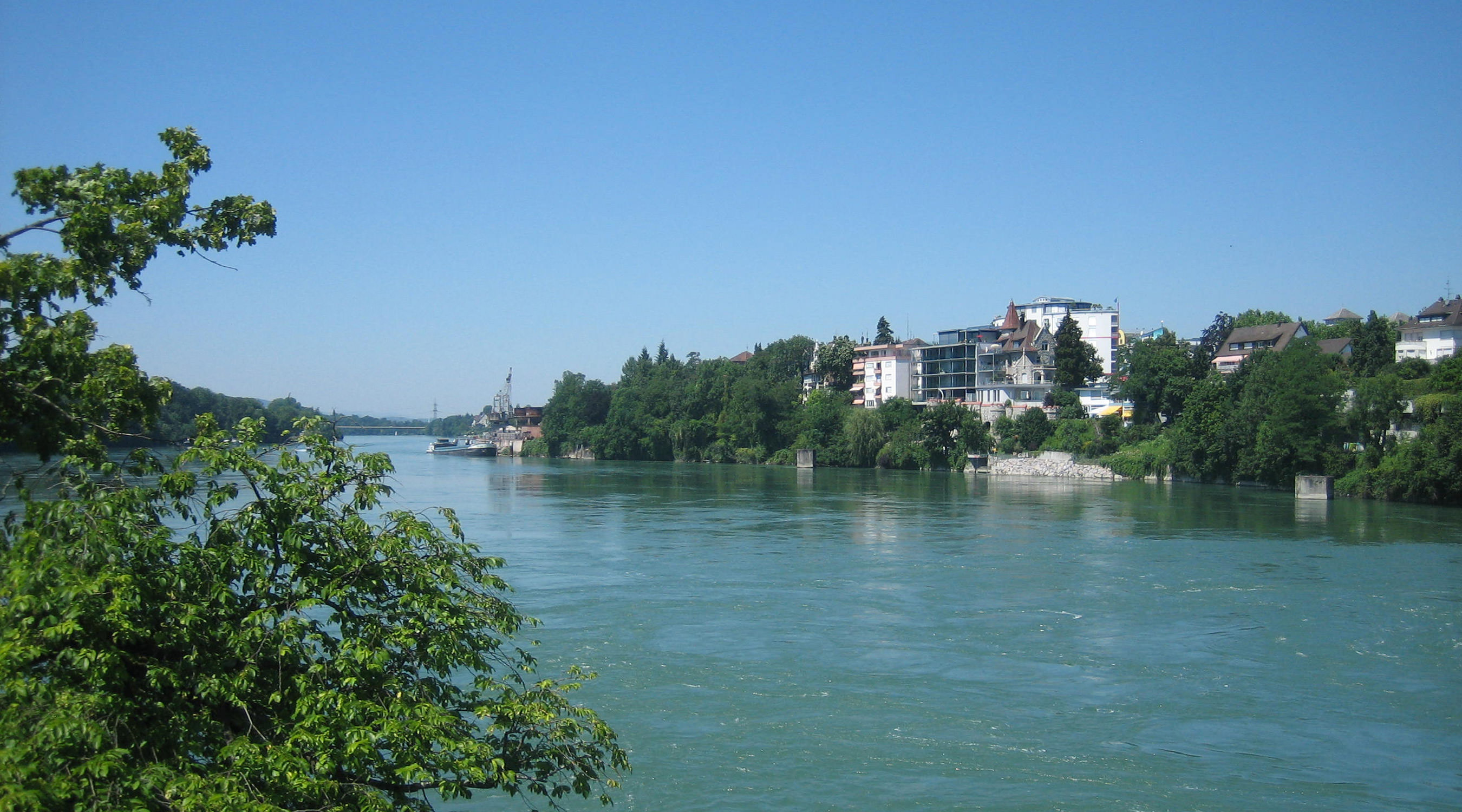 Rheinfelden Rhein