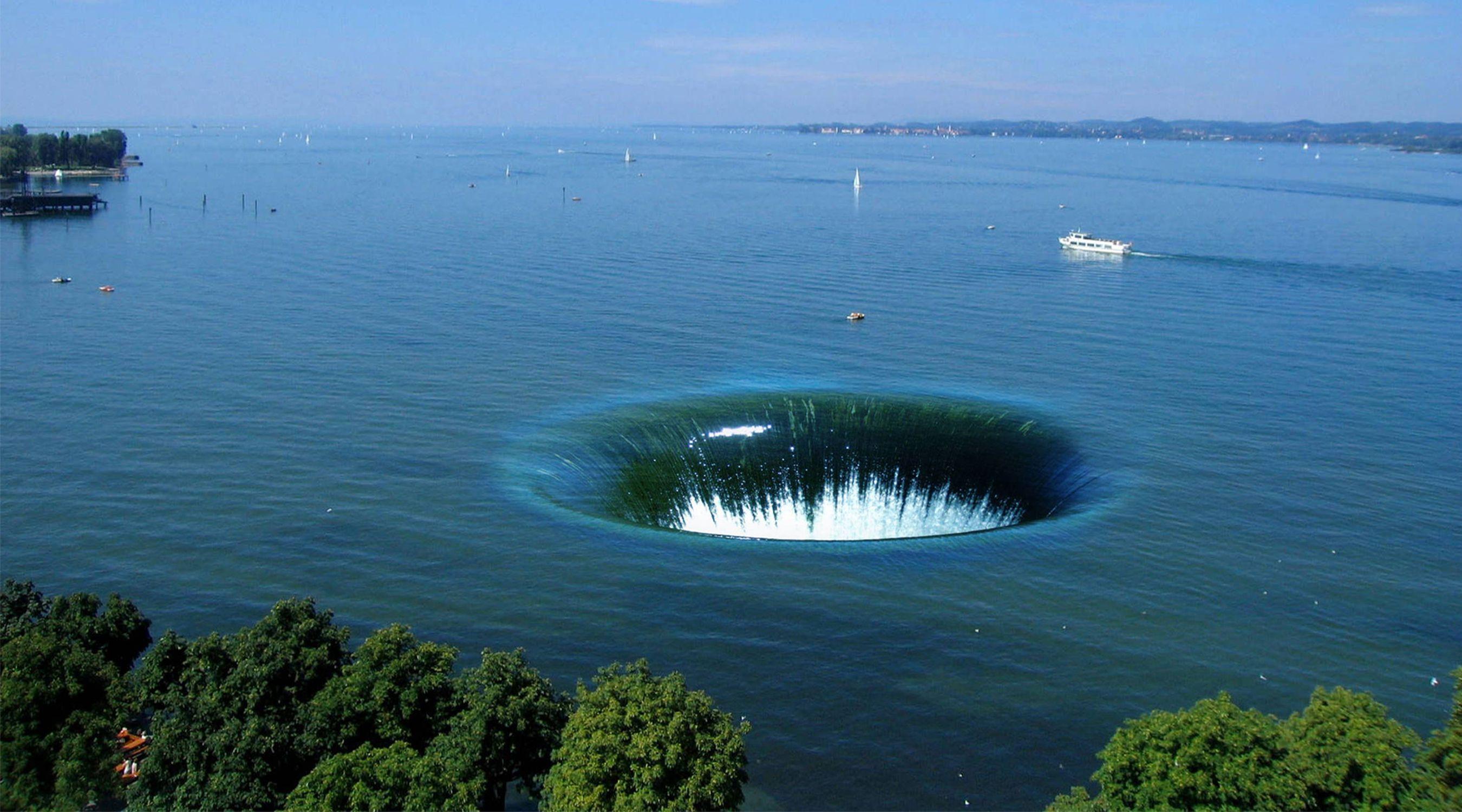 Schweizerische Landesausstellung 2027 Bodensee-Ostschweiz Bodensee Loch