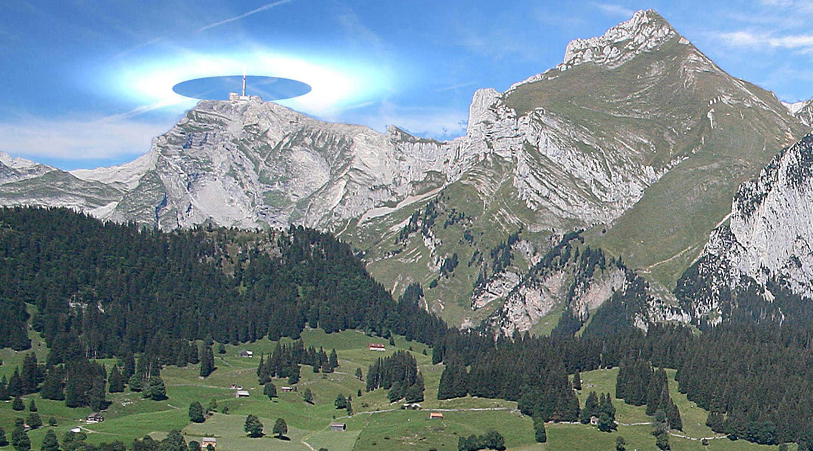 Schweizerische Landesausstellung 2027 Bodensee-Ostschweiz Alpen