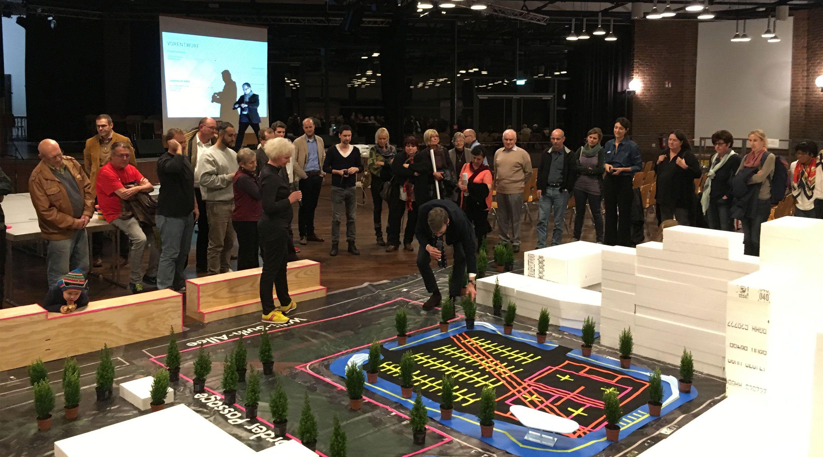 Köln Lebenswertes Chorweiler Ideenwerkstatt