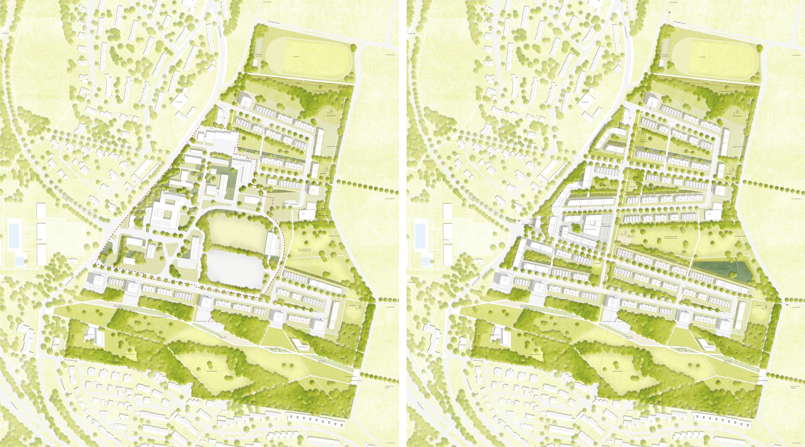 Donauwörth Lageplan