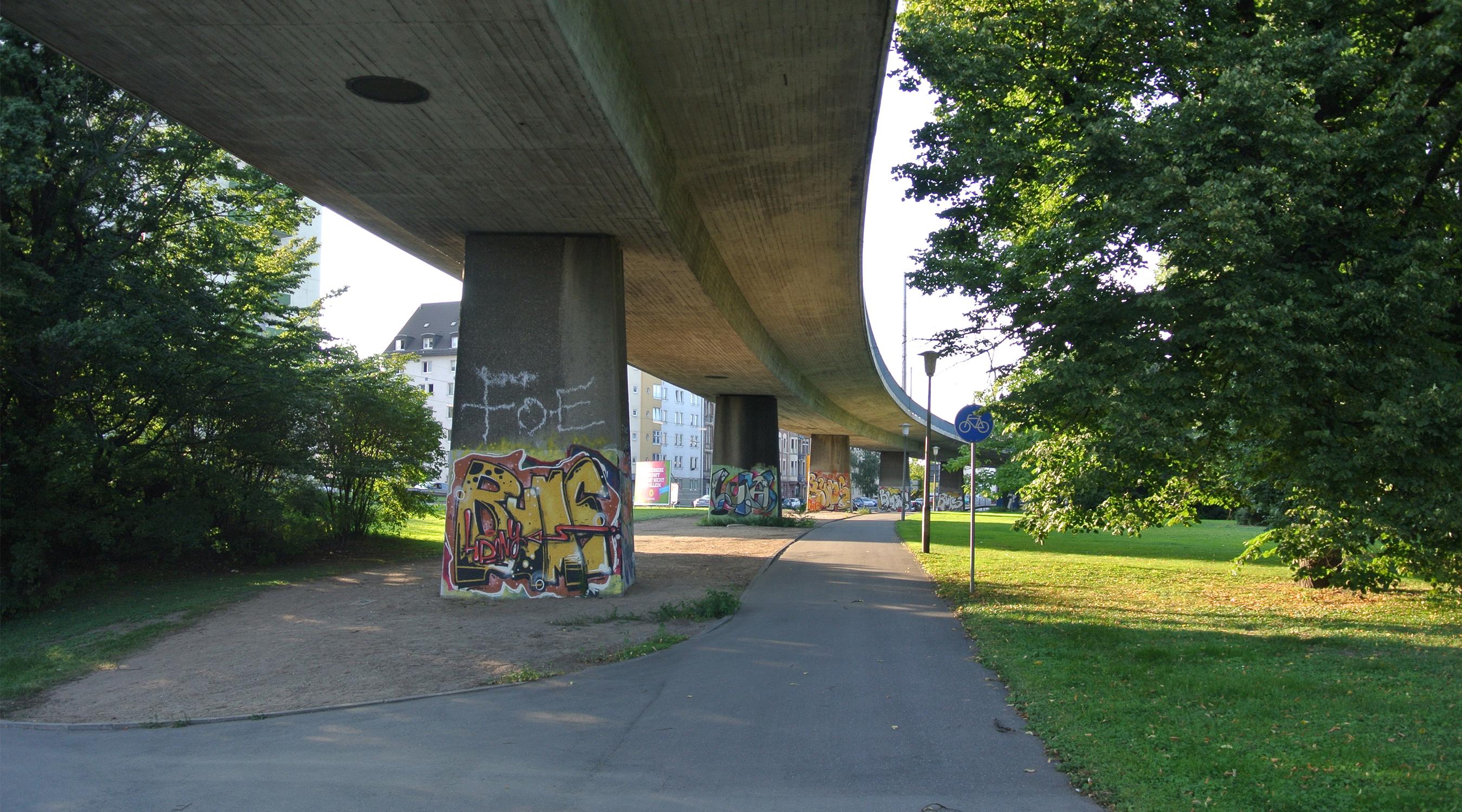 Universität Mannheim Friedrichspark