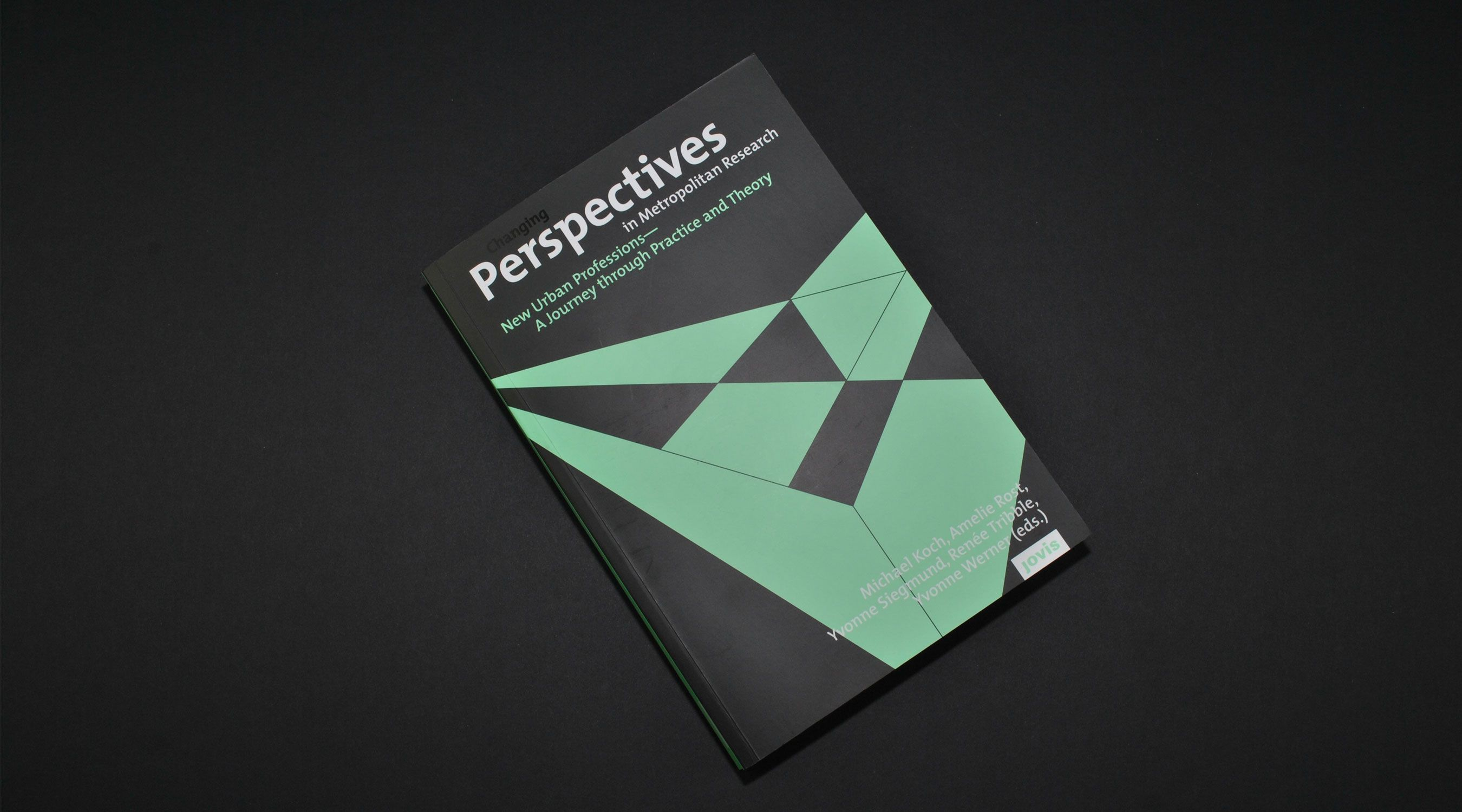 New Urban Professions – A Journey through Practice and Theory Titel
