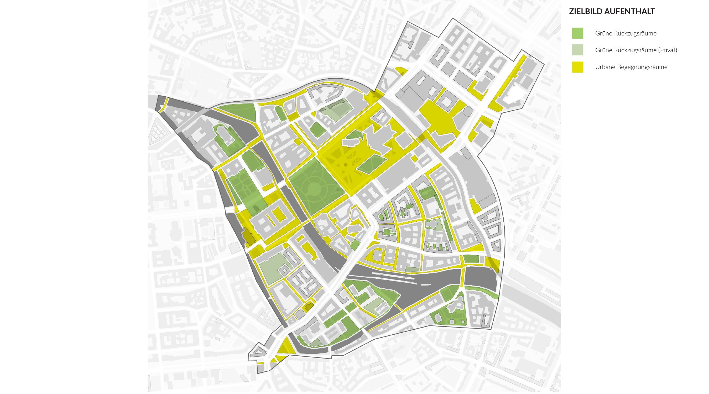 yellow z — Typisierung des öffentlichen Raumes in der Berliner Mitte