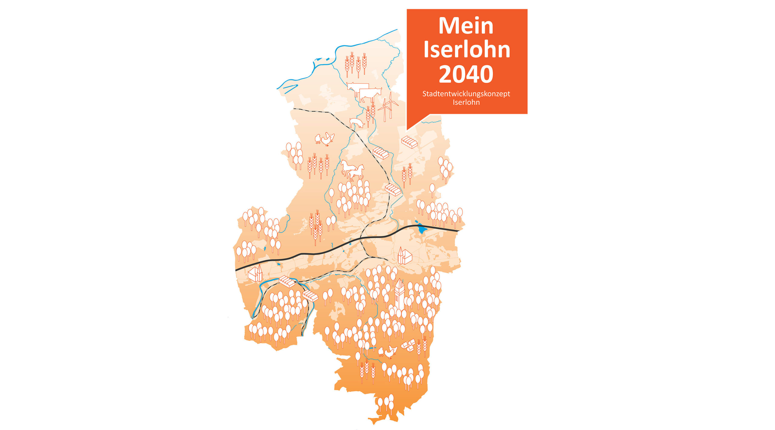 yellow z — Mein Iserlohn 2040